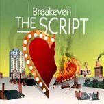 breakeven - the script