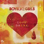 love drunk (single) - boys like girls