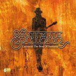 carnaval: the best of santana - santana