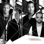 unbreakable (uk edition) - backstreet boys