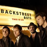 this is us - backstreet boys