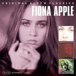 original album classics - fiona apple