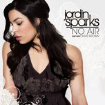 no air duet with chris brown acoustic version - jordin sparks