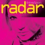 radar (single) - britney spears