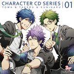 boyfriend (kari) character cd series (vol. 1) - masakazu nishida, daisuke ono, kaji yuki