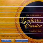 the hi-fi sound of guitarra classica - sergi vicente, antonio de lucena