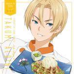 shokugeki no soma character song series side boys 2 / takumi aldini - natsuki hanae