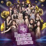 dance dance dance (single) - e-girls