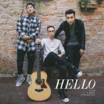 hello  - yanbi, t-akayz, tung acoustic