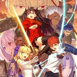 fate/stay night: unlimited blade works ost 2 - hideyuki fukasawa