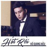 het roi (single) - ho quang hieu