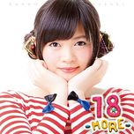 18 - more (mini album) - konomi suzuki