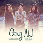 hello (mini album) - gavy nj