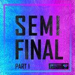 unpretty rapstar 2 semi final part.1 (single) - v.a