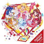 diamond happy / hirari / hitori / kirari (single) - star anis