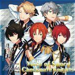 ensemble stars! unit song cd vol. 2 knights - knights