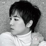 fm302 (mini album) - hong ki (f.t. island)