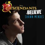 believe (single)  - shawn mendes