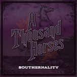 southernality - a thousand horses