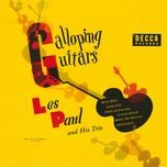 galloping guitars (ep)  - les paul and his trio