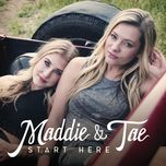 girl in a country song (single) - maddie & tae