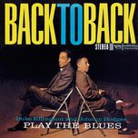 play the blues back to back - duke ellington, johnny hodges