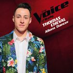 allons dancer (the voice of italy) (single)  - thomas cheval