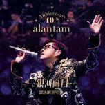 40th anniversary yin he sui yue tan yong lin yan chang hui - dam vinh lan (alan tam)
