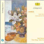 dvorak: violin concerto; serenade - edith peinemann, peter maag, rafael kubelik