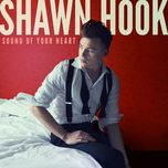 sound of your heart (single)  - shawn hook