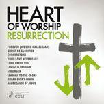 heart of worship resurrection - maranatha! music