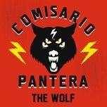 the wolf (single) - comisario pantera