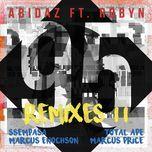 95 (remixes ep) - abidaz, robyn