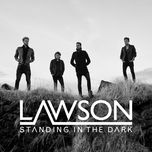 standing in the dark (single) - lawson