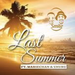 last summer (single)  - smile