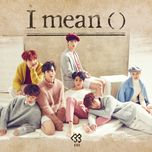 i mean (mini album) - btob