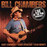 live at the pub: tamworth - bill chambers