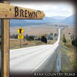 bear country road (ep)  - brewn