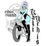 ridin round (single) - kali uchis