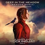 deep in the meadow (baauer remix) (from the hunger games: mockingjay, pt. 2) (single) - jennifer lawrence