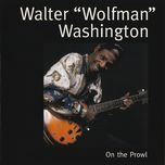on the prowl - walter wolfman washington