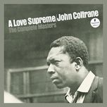 a love supreme: the complete masters - john coltrane