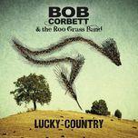 lucky country - the roo grass band, bob corbett