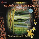 rest & relax gamelan bamboo & flute - sanggar guna winangun