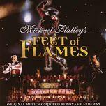 michael flatley's feet of flames - ronan hardiman