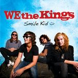 smile kid (deluxe version) - we the kings