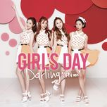 darling (japanese single) - girl's day