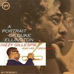 a portrait of duke ellington - dizzy gillespie, his orchestra