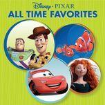 disney-pixar all time favorites - v.a