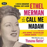 12 songs from call me madam (with selections from panama hattie) - ethel merman